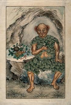 Shennong illustration